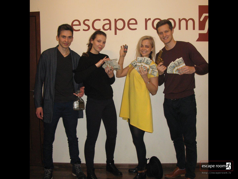 Room Escape Lv